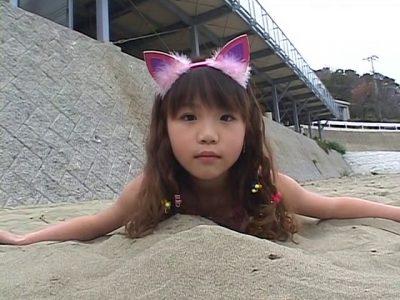 ジュニアアイドル COCORO 藤波心 Cat Model Project Vol.2